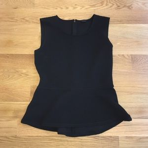 Ann Taylor: Camisole Top With Flared Waist, Size S